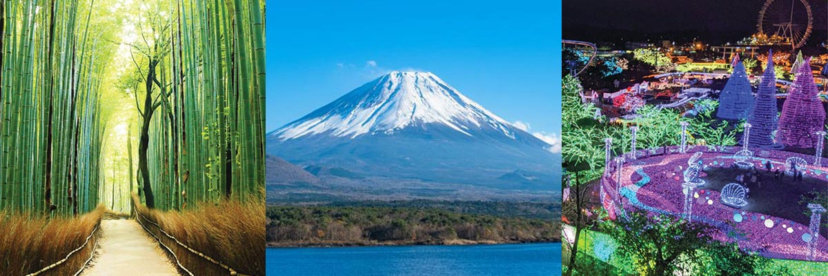 Japan Land Tours from Hawaii
